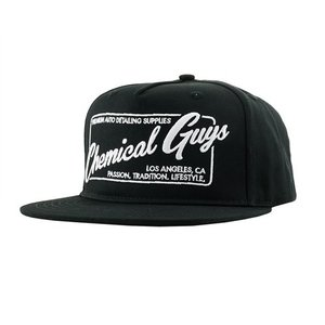 Chemical Guys SHE901 - Car Culture Lifestyle Snapback Hat (One Size)