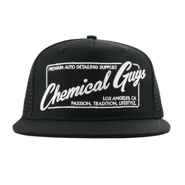 Chemical Guys Canada SHE902 - Car Culture Lifestyle Snapback Trucker Hat (One Size)