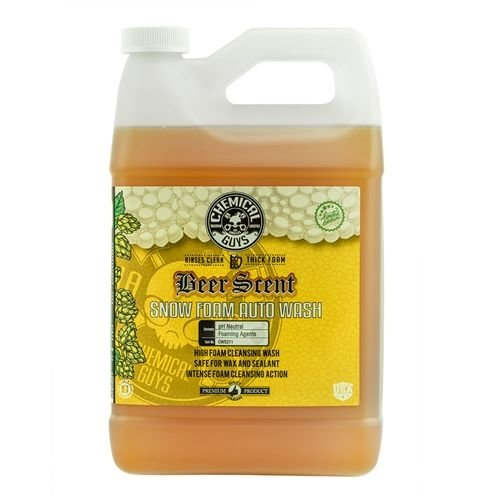 Chemical Guys Canada CWS211 - Beer Scent Snow Foam [Limited Edition] (1 Gal)