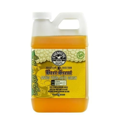 Chemical Guys Canada CWS21164 - Beer Scent  Snow Foam [Limited Edition] (64 oz - 1/2 Gal)