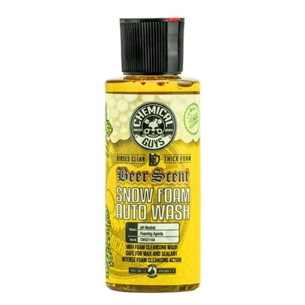 Chemical Guys Canada CWS21104 - Beer Scent Snow Foam [Limited Edition] (4 oz)