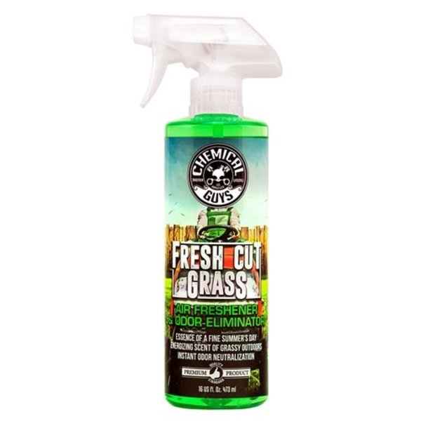 Chemical Guys Canada AIR24316 - Fresh Cut Grass Air Freshener & Odor Eliminator (16 oz)