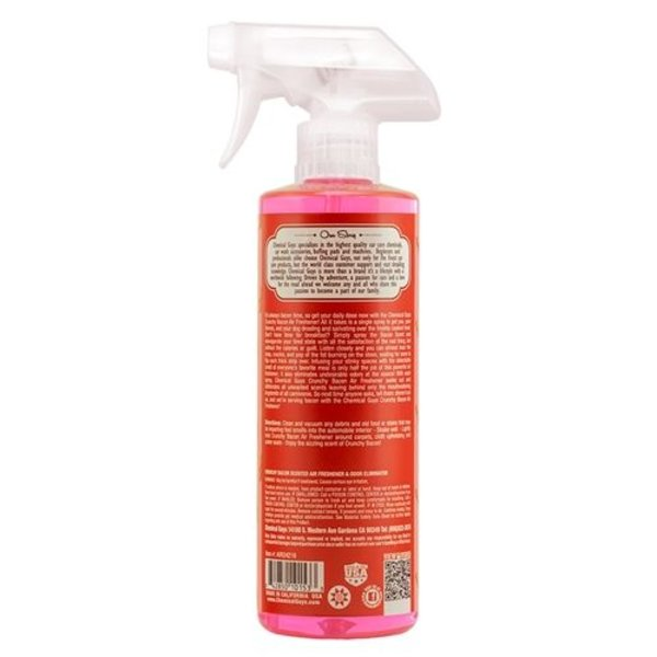 Chemical Guys Canada AIR24216 - Crunchy Bacon Air Freshener & Odor Eliminator (16 oz)