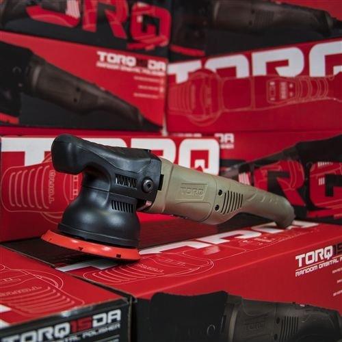 TORQ BUF505 - TORQ15DA 15mm Long-Throw Random Orbital Polisher