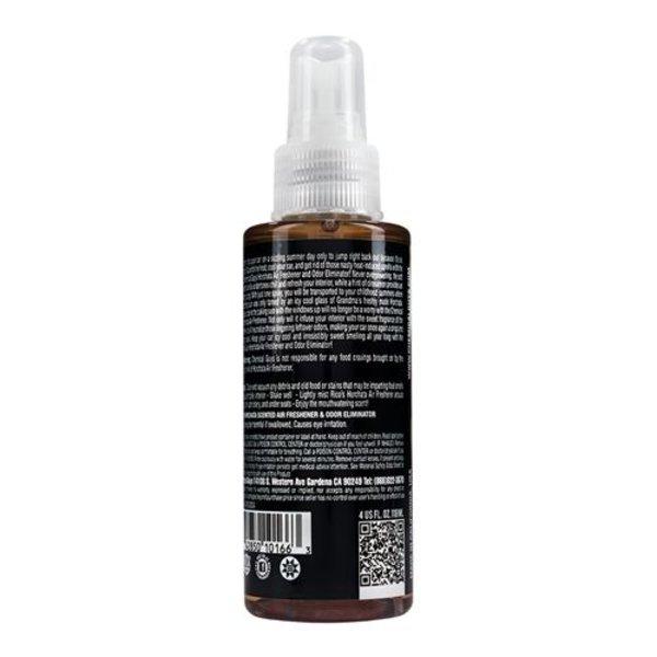 Chemical Guys Canada AIR24004 - Rico's Horchata Air Freshener & Odor Eliminator (4 oz)