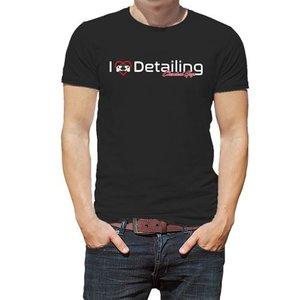 Chemical Guys SHE728 - I Heart Detailing T-Shirt