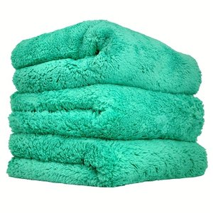 Chemical Guys Canada MIC35603 - Happy Ending Towel Green