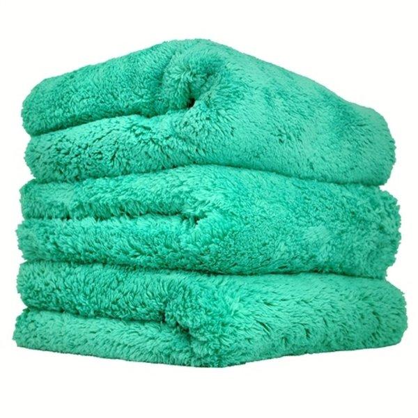 Chemical Guys Canada MIC35603 - Happy Ending Towel Green