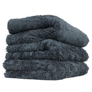 Chemical Guys Canada MIC34703 - Happy Ending Towel Black (3 Pack)