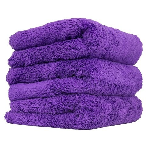 Chemical Guys MIC34803 - Happy Ending Towel Purple 3 Pack