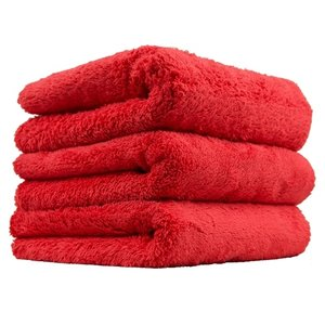 Chemical Guys Canada MIC34103 - Happy Ending Towel Red 3 Pack