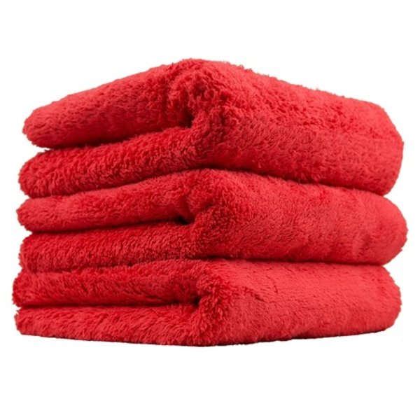 Chemical Guys Canada MIC35103 - Happy Ending Towel Red