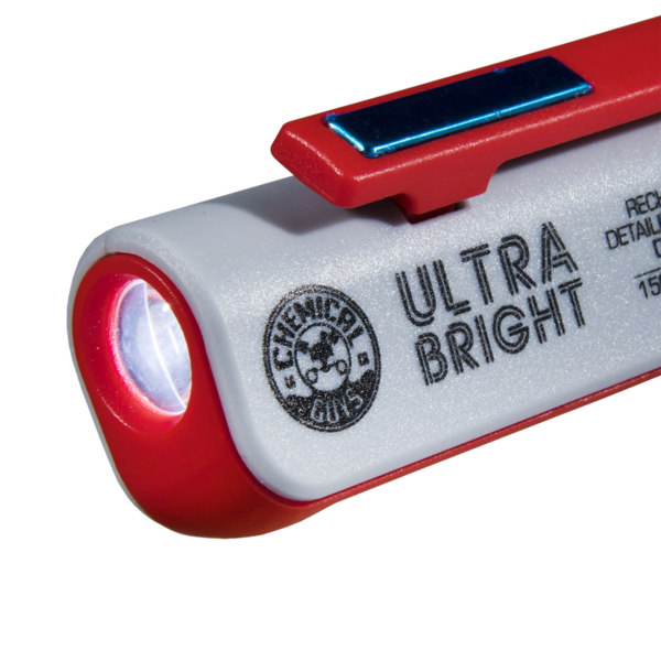 Chemical Guys Canada EQP401 - Ultra Bright Rechargeable Detailing Dual Light