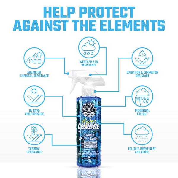 Chemical Guys Canada WAC23016 - HydroCharge Ceramic Spray Coating