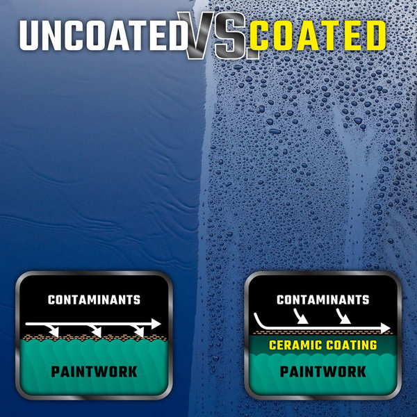 Chemical Guys Canada WC23016 - HydroCharge Ceramic Spray Coating