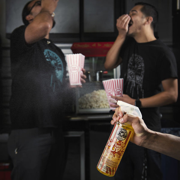 Chemical Guys Canada AIR24416 - Buttered Up Popcorn Scented Air Freshener & Odor Eliminator (16 oz)