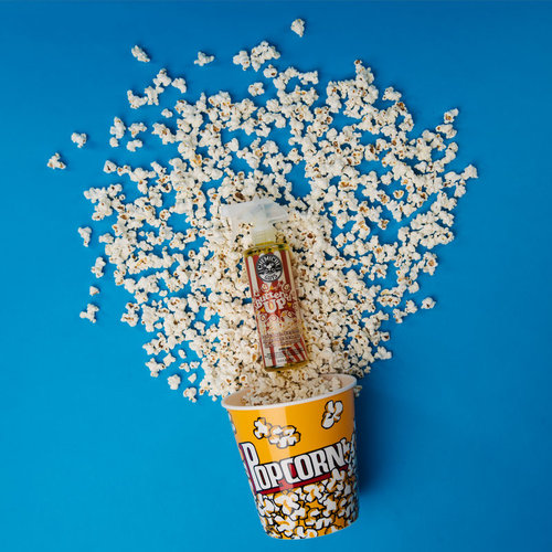 Chemical Guys Canada AIR24416 - Buttered Up Popcorn Scented Air Freshener (16 oz)