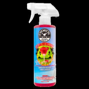 Chemical Guys AIR_223_16 - Strawberry Margarita Scent Premium Air Freshener (16 oz)
