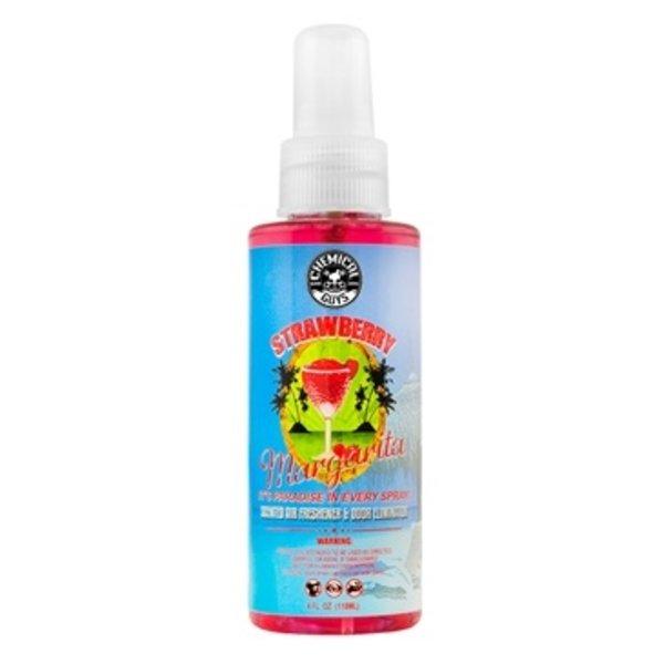 Chemical Guys Canada AIR_223_04 - Strawberry Margarita Scent Premium Air Freshener & Odor Eliminator (4 oz)