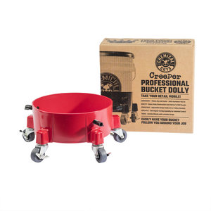 Chemical Guys Canada ACC1001R - Creeper Professional Bucket Dolly