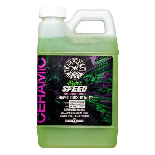 Chemical Guys WAC23364 - HydroSpeed Ceramic Quick Detailer (64 oz)