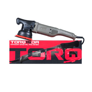 TORQ TORQ15DA 15mm Long-Throw Random Orbital Polisher