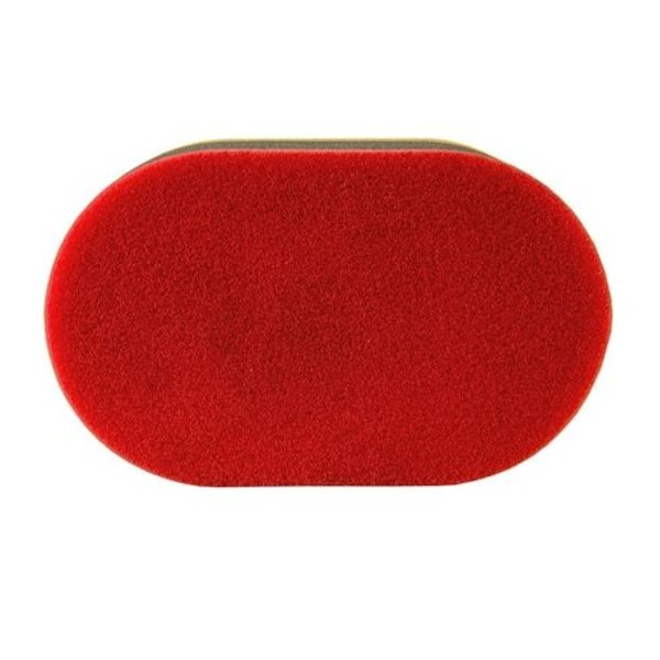 Chemical Guys Canada ACC_114_1 - Two faced Durafoam Applicator Pad, 4x6