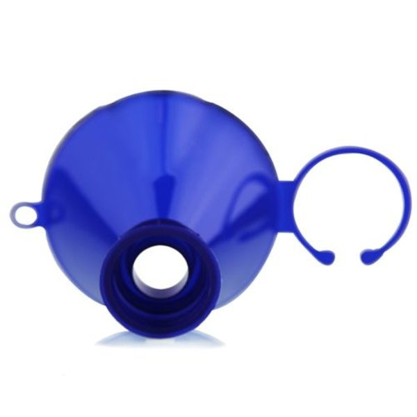 Chemical Guys Canada ACC_126 - White & Blue Perfect Pour EZ Fill Funnel , Dilution Funnel