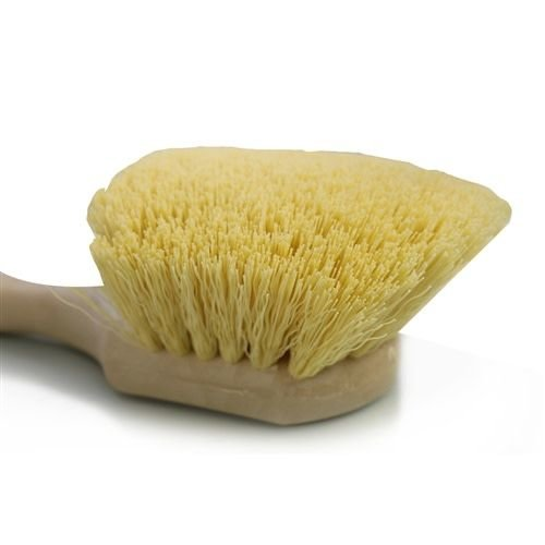 Chemical Guys Canada ACC_G02 - Chemical Resistant Stiffy Brush, Yellow