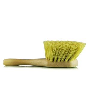 Chemical Guys ACC_G02 - Chemical Resistant Stiffy Brush, Yellow