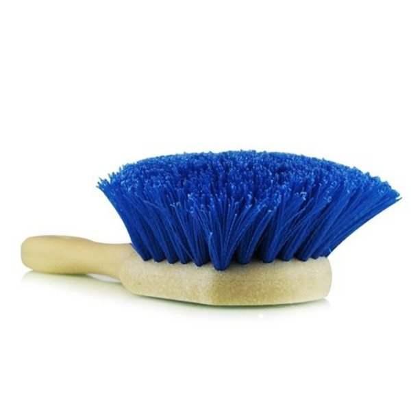 Chemical Guys Canada ACC_G05 - Chemical Resistant Stiffy Brush, Blue