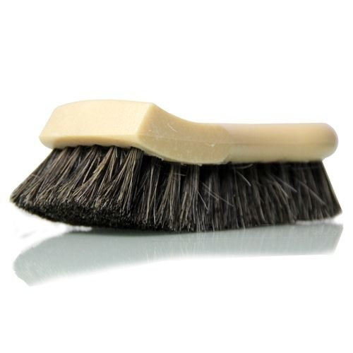 Chemical Guys Canada ACC_S95 - Long Bristle Horse Hair Leather Cleaning Brush