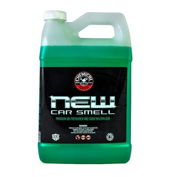 Chemical Guys Canada AIR_101 - New Car Smell Premium Air Freshener & Odor Eliminator (1 Gal)