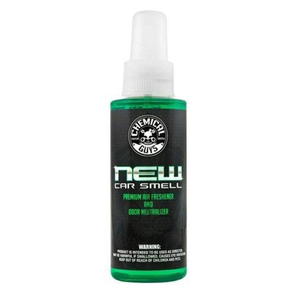 Chemical Guys Canada AIR_101_04 - New Car Smell Premium Air Freshener & Odor Eliminator (4 oz)