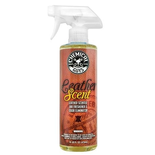 Chemical Guys Canada AIR_102_16 - Leather Scent Premium Air Freshener (16 oz)