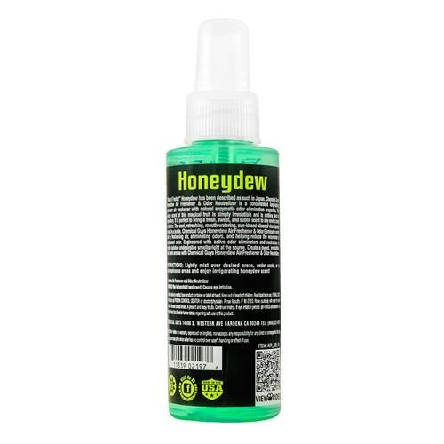 Chemical Guys Canada AIR_220_04 - Honeydew Premium Air Freshener (4 oz)