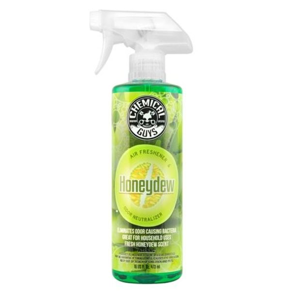 Chemical Guys Canada AIR_220_16 - Honeydew Premium Air Freshener & Odor Eliminator (16 oz)