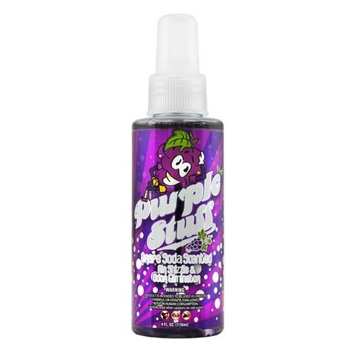 Chemical Guys Canada AIR_222_04 - Purple Stuff Grape Soda Scent Premium Air Freshener (4 oz)