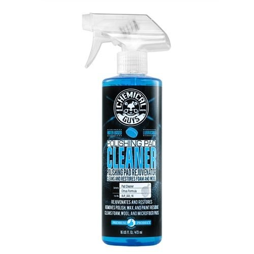 Chemical Guys Canada BUF_333_16 - Foam & Wool Citrus-Based Pad Cleaner (16 oz)