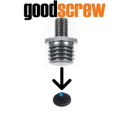 Chemical Guys Canada BUF_SCREW_DA - Good Screw Dual Action Adapter for Rotary Backing Plates