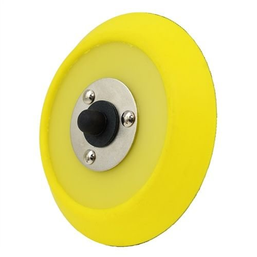 Chemical Guys Canada BUFLC_BP_DA_5 - Dual-Action Hook & Loop Molded Urethane Flexible Backing Plate (5 Inch)