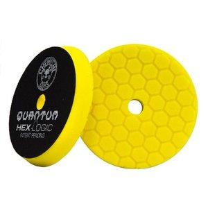 Hex-Logic BUFX111HEX5 - Hex-Logic Quantum Heavy Cutting Pad, Yellow (5.5 Inch)