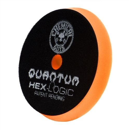 Hex-Logic BUFX112HEX5 - Hex-Logic Quantum Medium-Heavy Cutting Pad, Orange (5.5 Inch)