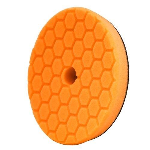Hex-Logic BUFX112HEX5 - Hex-Logic Quantum Medium-Heavy Cutting Pad, Orange (5.5 Inch)