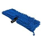 Chemical Guys Canada ACC501 - Premium Chenille Wash Mop, Dark Blue with Swivel Plastic Head Attachment