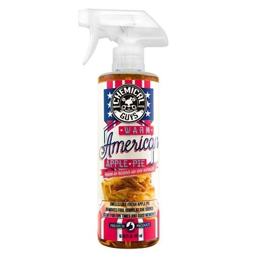 Chemical Guys Canada AIR22716 - American Apple Pie Premium Air Freshener (16 oz)