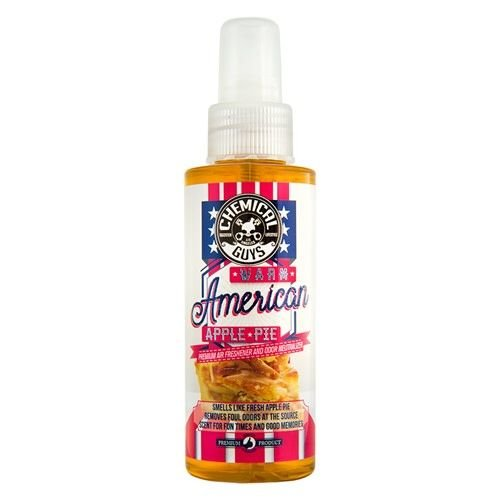 Chemical Guys Canada AIR22704 - American Apple Pie Premium Air Freshener (4 oz)