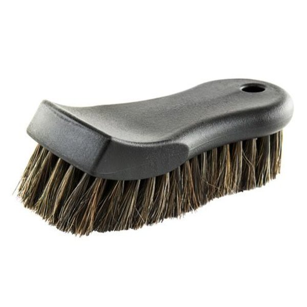 Chemical Guys Canada ACCS96 - Premium Select Horse Hair Interior Cleaning Brush for Leather, Vinyl, Fabric, and More