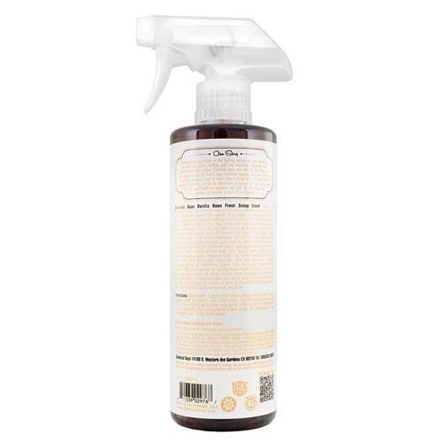 Chemical Guys AIR23116 - Vanilla Bean Fresh Scoop Scent Air Freshener(16 oz)