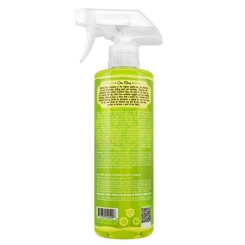 Chemical Guys Canada AIR23216 - Zesty Lemon Lime Premium Air Freshener (16 oz)